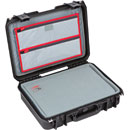 SKB 3I-1813-5NT iSERIES MALETTE ORDI PORTABLE étanche, block mousse, séparateurs Think Tank