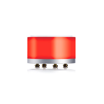 YELLOWTEC YT9201 LITT 50/22 MODULE LED rouge diam.51mm diamètre, hauteur 22mm