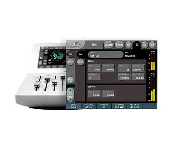 TC ELECTRONIC LICENCE STEREO REVERB pour System 6000 mkII