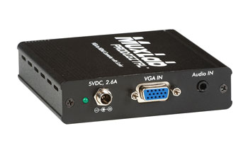 MUXLAB 500149 CONVERTISSEUR VIDEO VGA vers HDMI avec scaler