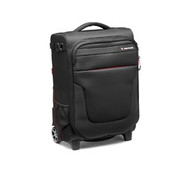 MANFROTTO PRO LIGHT RELOADER AIR-50 ROLLER BAG Domestic carry on, 2 wheels