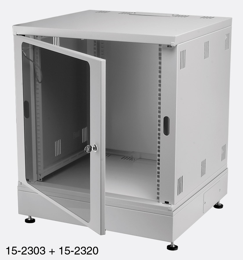 Enclosure Systems 4345515 G Armoire Rack 15u Gris