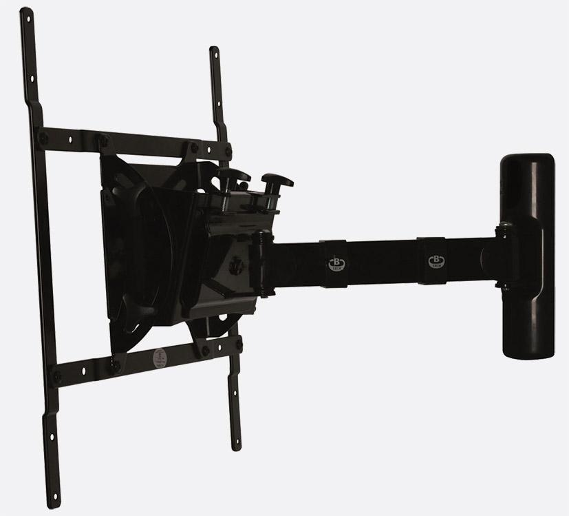 b tech fixations ecrans plats mur vesa canford. Black Bedroom Furniture Sets. Home Design Ideas