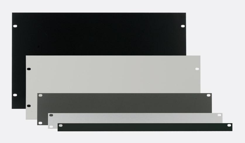 canford panneaux rack d 39 obturation largeur standard 19 pouces canford. Black Bedroom Furniture Sets. Home Design Ideas