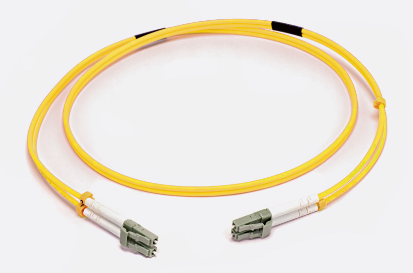 lc lc mm duplex om1 62 5 125 cordon patch fibre optique 5m jaune. Black Bedroom Furniture Sets. Home Design Ideas