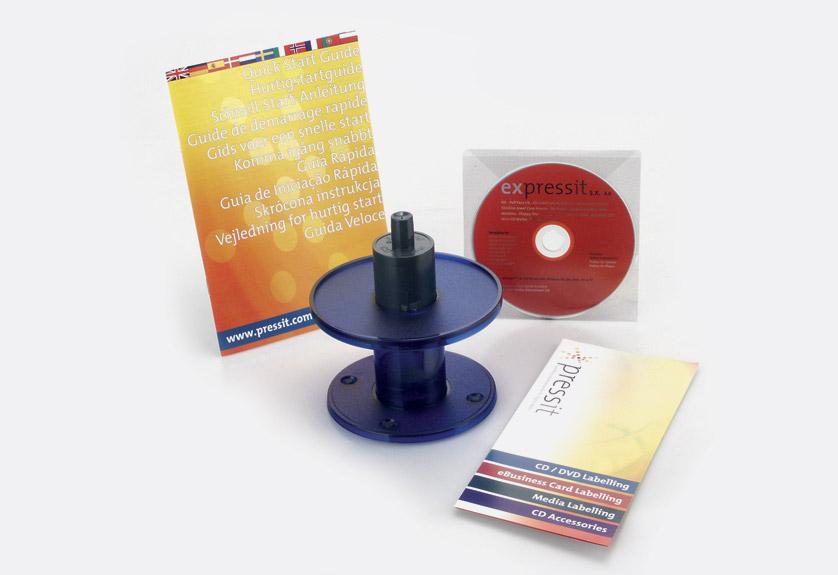 Kit D Application D Etiquettes Cd Pressit