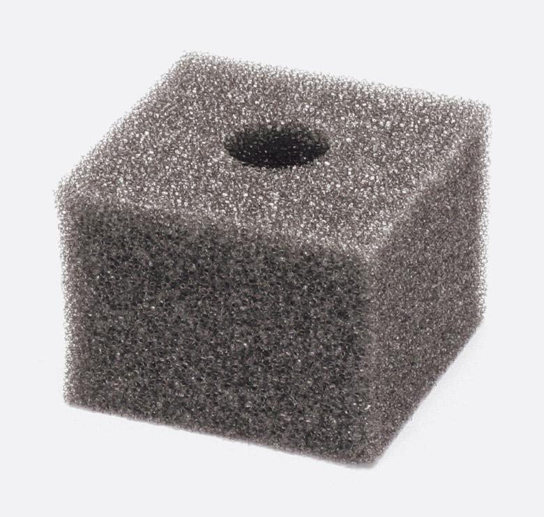 canford bloc de mousse pour badge de micro carr trou de 19mm. Black Bedroom Furniture Sets. Home Design Ideas