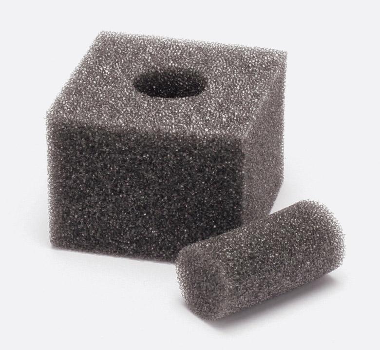 canford bloc de mousse pour badge de micro carr trou de 23mm. Black Bedroom Furniture Sets. Home Design Ideas
