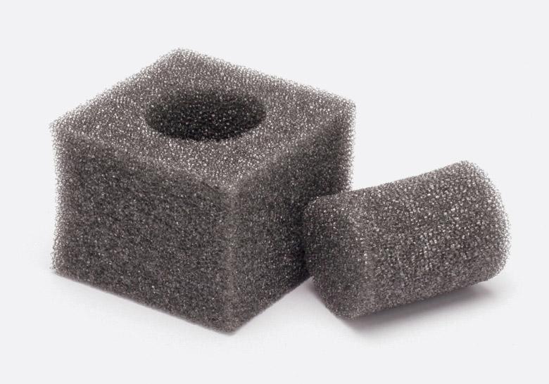 Canford bloc de mousse pour badge de micro carr trou de 33mm for Bloc de mousse pour canape