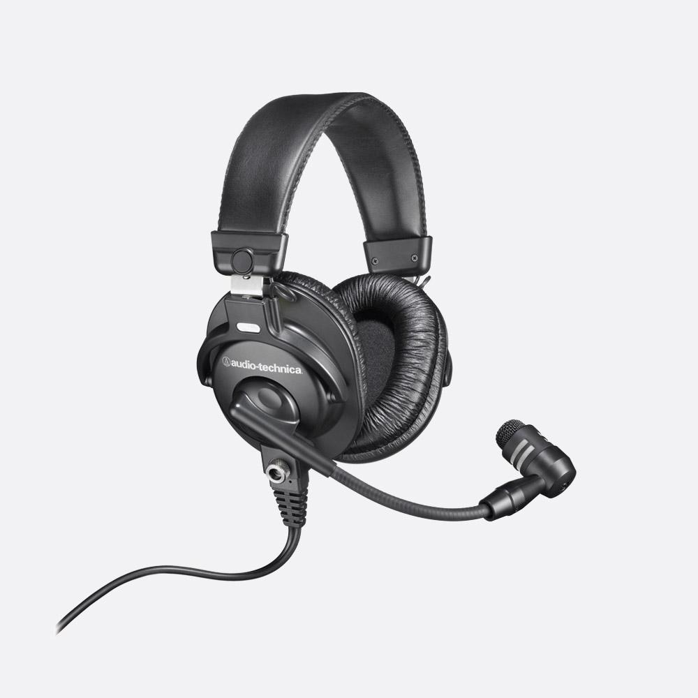 Audio Technica Bphs1 Micro Casque 65 Ohms Micro Dyn560 Ohms Xlr3m