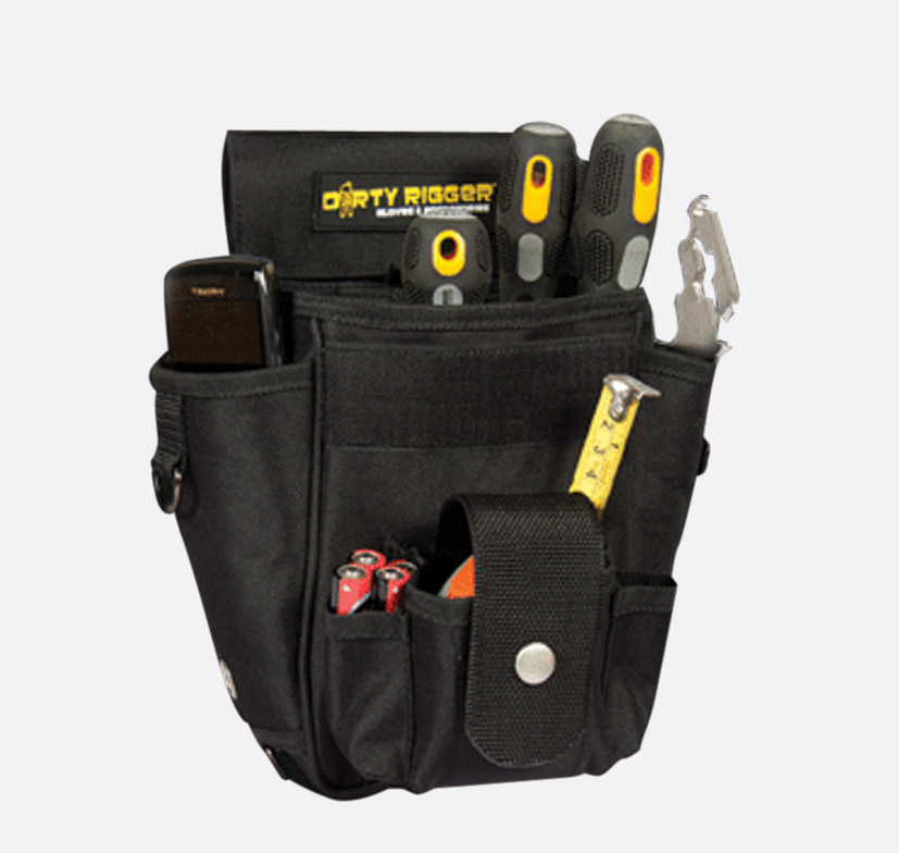dirty rigger technicians tool pouch pochette ceinture porte outils. Black Bedroom Furniture Sets. Home Design Ideas