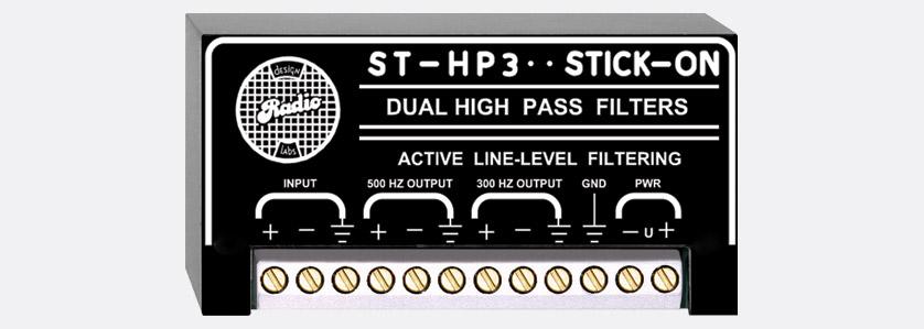 rdl st hp3 module stick on filtre passe haut. Black Bedroom Furniture Sets. Home Design Ideas