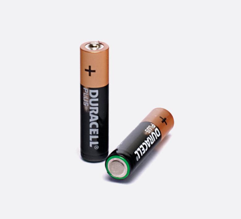 Duracell mn2400 pile alcaline 1 5v format aaa pack de 4 - Pile 1 5v ...