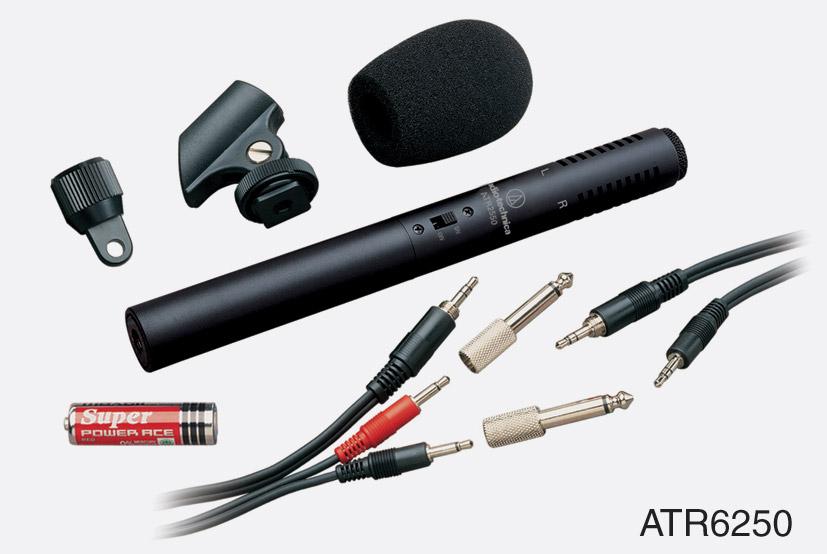 Audio Technica Atr6250 Micro St 233 R 233 O Condensateur