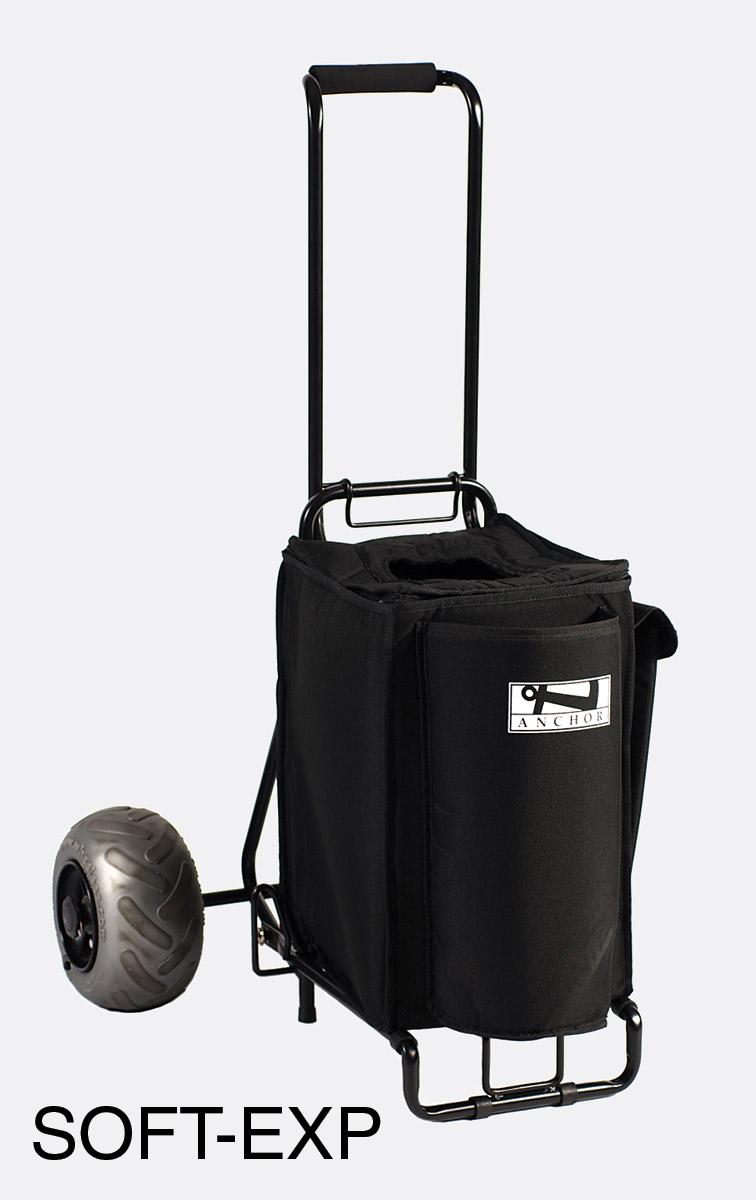 Anchor soft exp valise souple a roulette pour explorer pro for Valise makita avec tous ses accessoires