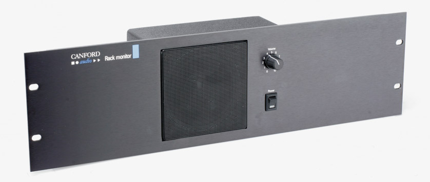 Canford moniteur moule amplifie montage rack iec for Moniteur montage video