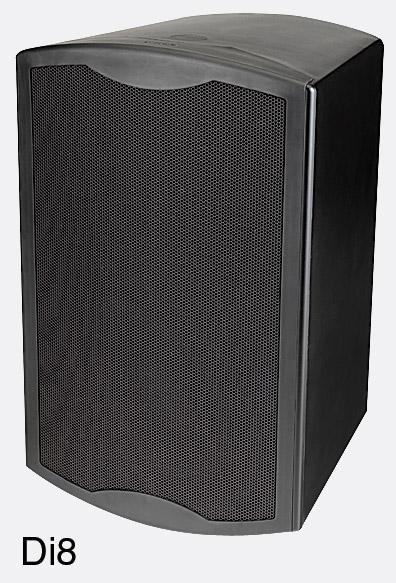 tannoy di8 dc enceinte 180w 8 ohms dual concentric 200mm trier noir la paire. Black Bedroom Furniture Sets. Home Design Ideas
