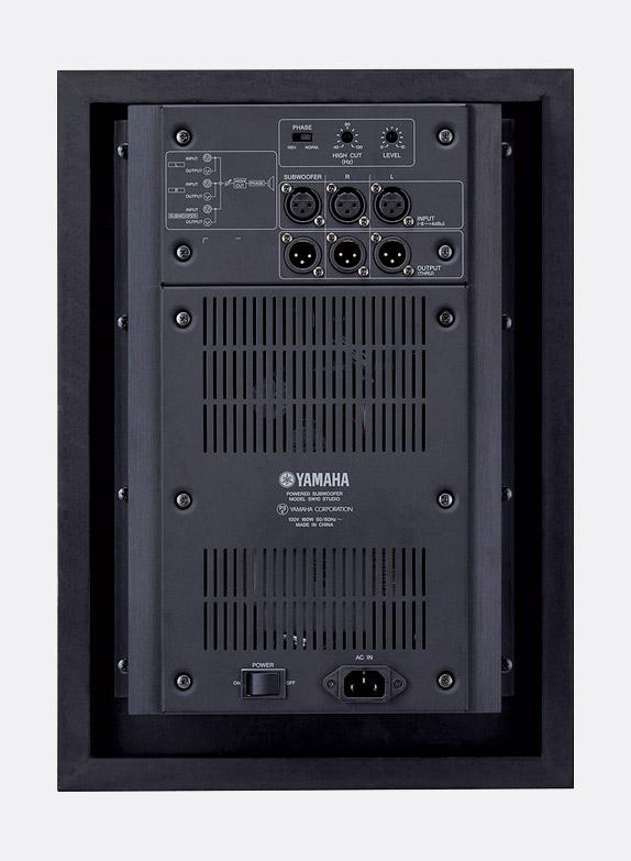 Yamaha Msp Manual