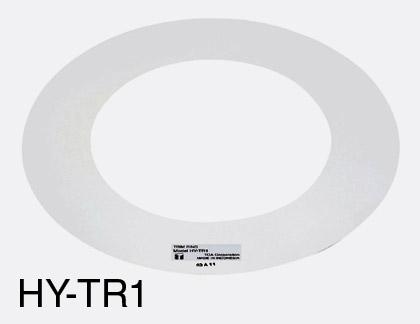 Toa Hy Tr1 Couronne D Habillage Pour Installation De Hp Plafond De 200mm Dans Un Trou De 300mm