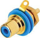 REAN NYS367-6 EMBASE RCA contacts or, bague bleue