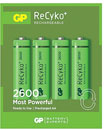 GP - ReCyko + - BATTERIES RECHARGEABLES